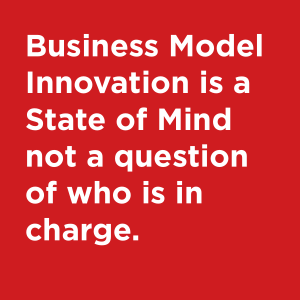 Business Model Innovation State of Mind